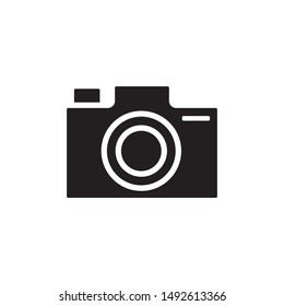 Camera Icon,Ilustration symbol - vector,Eps10.
