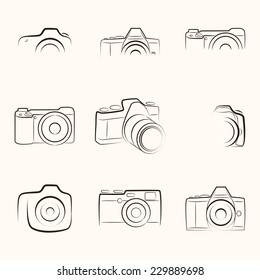 Camera Outline