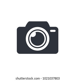 camera photo icon vector