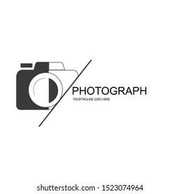 Camera Photography Logo vector eps10