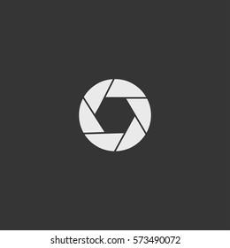 Diafragma Cámara Stock Vectors Images Vector Art Shutterstock