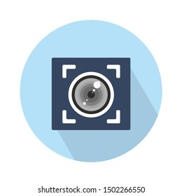 camera shutter icon - From Multimedia, Camera and Photography icons set
