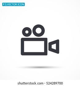 camera . vector icon