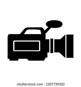 camera vector icon,video and multimedia vector illustration