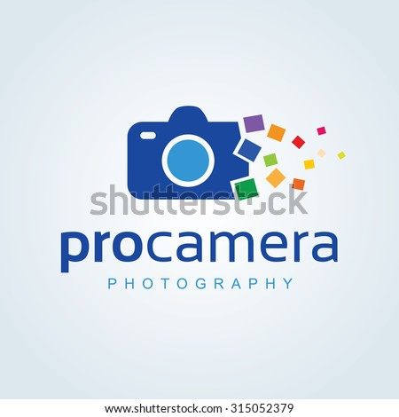 Camera,Photography Logo Template