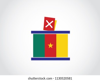 Cameroon Ballot Constitution