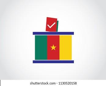 Cameroon Ballot Parliament