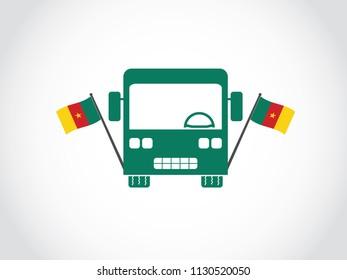 Cameroon Bus Transportation