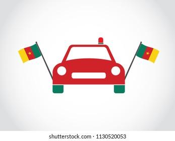 Cameroon Cop Police