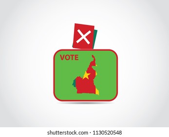 Cameroon Election Constitution