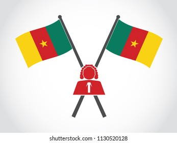 Cameroon Emblem Judge