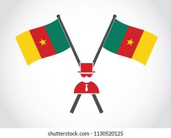 Cameroon Emblem Mafia