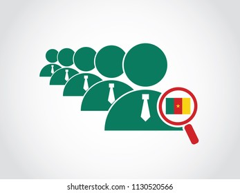 Cameroon Employment Selection