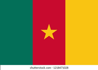 Cameroon flag vector, country flags, flags,flag of cameroon,cameroon