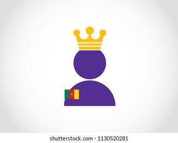Cameroon King Nationality