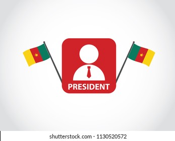 Cameroon Leader President