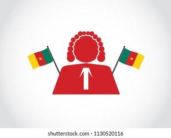 Cameroon Local Judge
