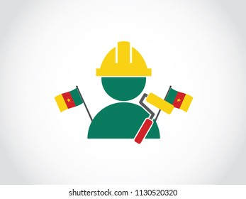 Cameroon Local Paint Job