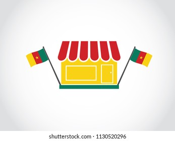 Cameroon Local Store Shop