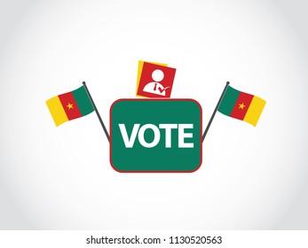 Cameroon Poll Presidency