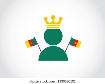 Cameroon State King