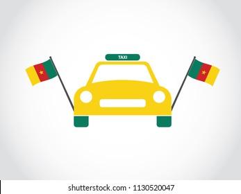 Cameroon Taxi Public Transportation