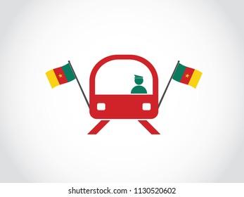 Cameroon Train Subway Transportation