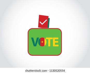 Cameroon Vote Parliament