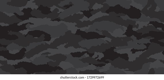 Camouflage background. Seamless pattern.Vector. Outdoor images.