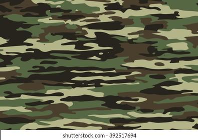 Camouflage Hintergrund.Holzstil