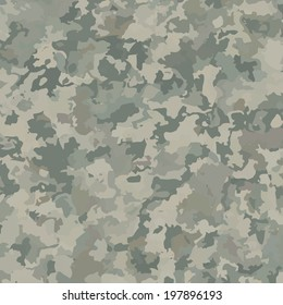 Camouflage military background. Abstract pattern. Vector illustration EPS8