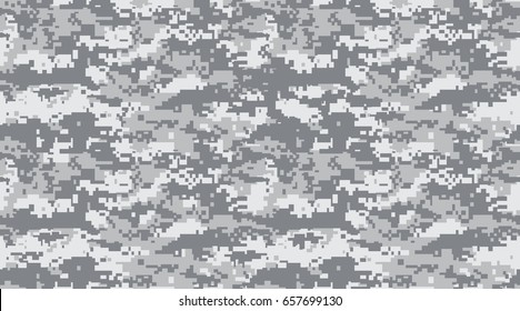 camouflage military texture background soldier repeated seamless white gray black monochrome print