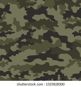 Camouflage pattern seamless.vector.abstraction.