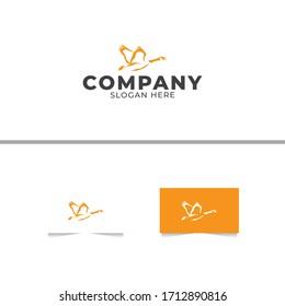 Canada Goose Logo Design Template