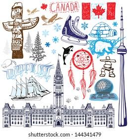 Canada illustration