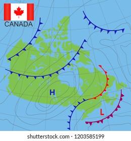 Weather Map Images Stock Photos Vectors Shutterstock