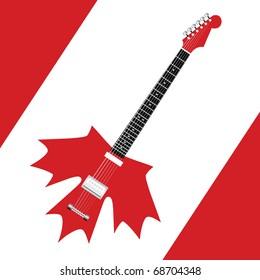 canadian rock