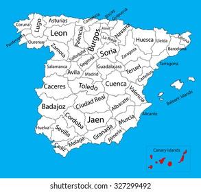 Mapa Provincia De Alicante.Provincia Alicante Mapa Images Stock Photos Vectors