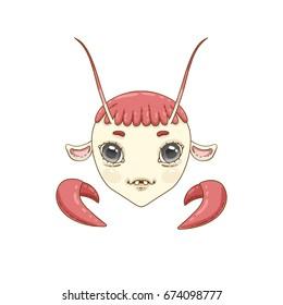 Cancer zodiac sign