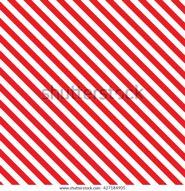 Candy Christmas.Candy Christmas Diagonal Lines Pattern Red Stock Vector
