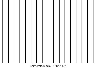 CANDY STRIPE seamless pattern background vector, Black and white line texture backdrop.