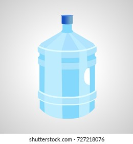 canister for water