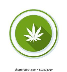 Cannabis danger sign
