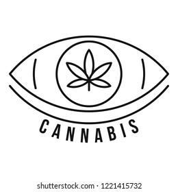 prescription logos images stock photos vectors shutterstock MSD School Logo cannabis eye logo outline cannabis eye vector logo for web design isolated on white background