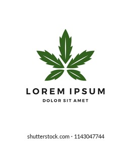 Cannabis Logo Design