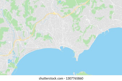 Cannes Map Images, Stock Photos & Vectors   Shutterstock on