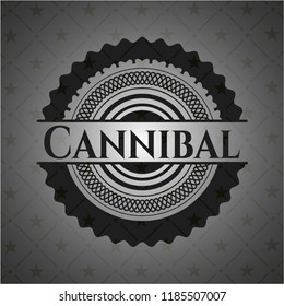 Cannibal black emblem