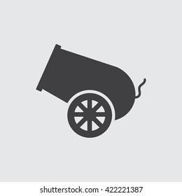 Cannon icon.