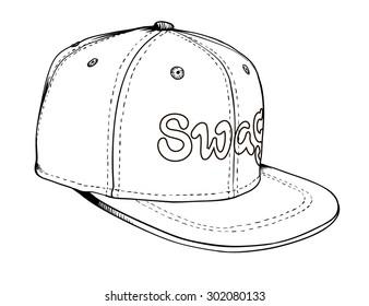 299e15934 Swag Cap Images, Stock Photos & Vectors   Shutterstock