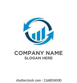 Capital logo design